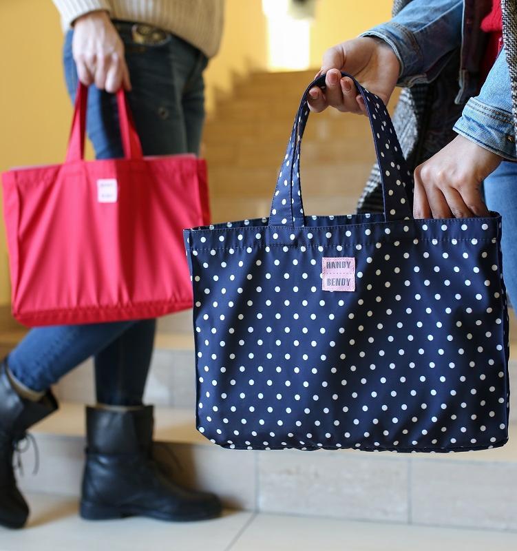 Сделано в России: Экологичные сумки Handy Bendy