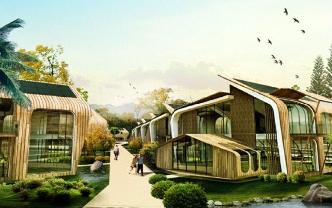 В районе турецкой Анталии построят экологичный поселок