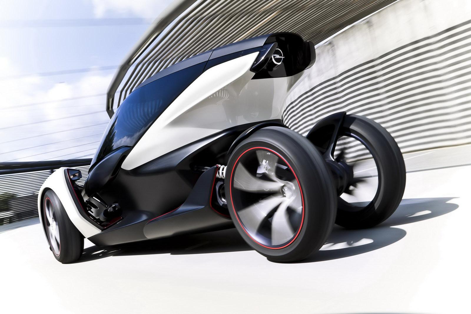 Opel к 2017 году выпустит свой первый электромобиль