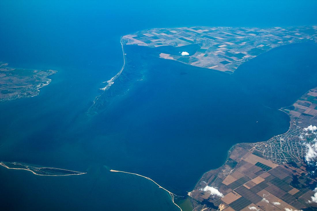Экологи одобрили строительство Крымского моста