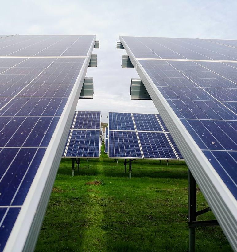 В Испании солнечные электростанции построят на территории газовых
