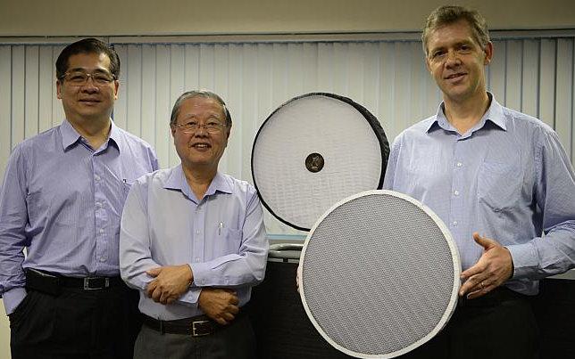 Сингапурские ученые изобрели компактную систему очистки воздуха