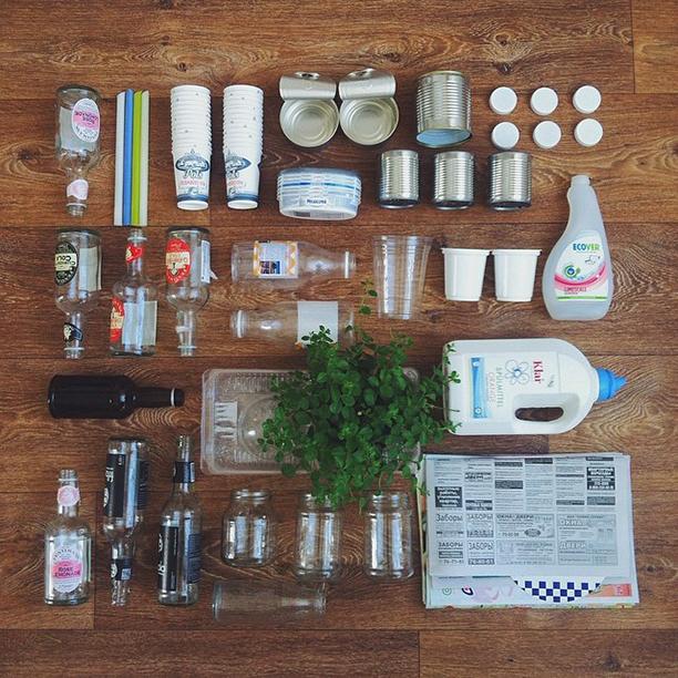 11 фото победителей конкурса Recycle в Instagram