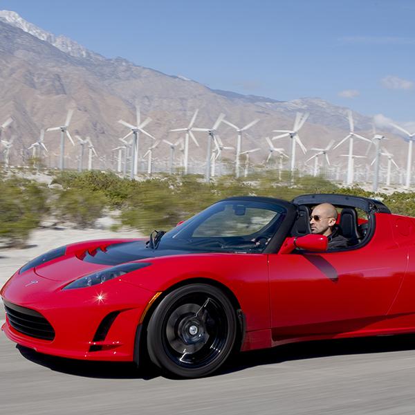 10 самых красивых электромобилей мира