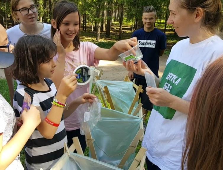 Как проект«Вятка без мусора» приучил жителей Кирова к раздельному сбору отходов