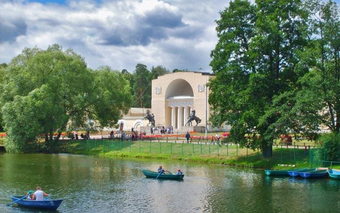 На Дне города в Кузьминках можно будет сделать экосувениры с символикой Москвы