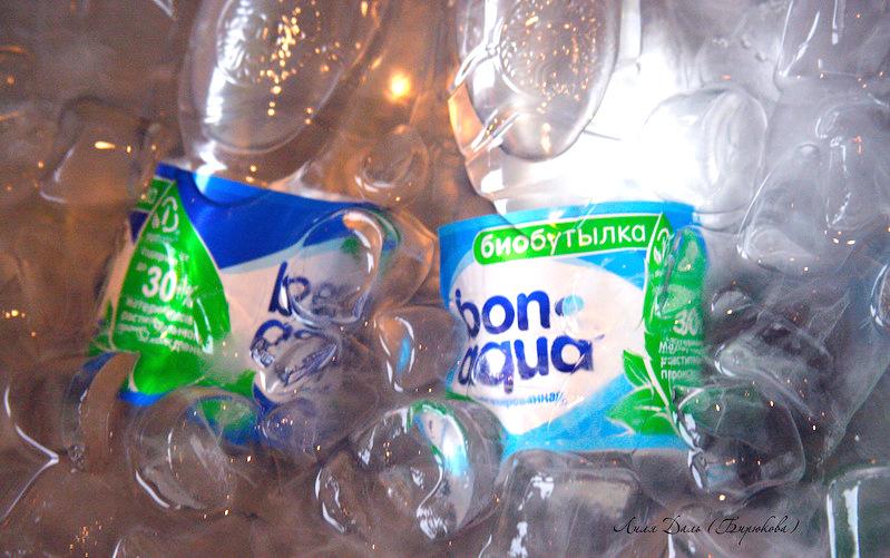 Экологическая палата России проверит биобутылки BonAqua