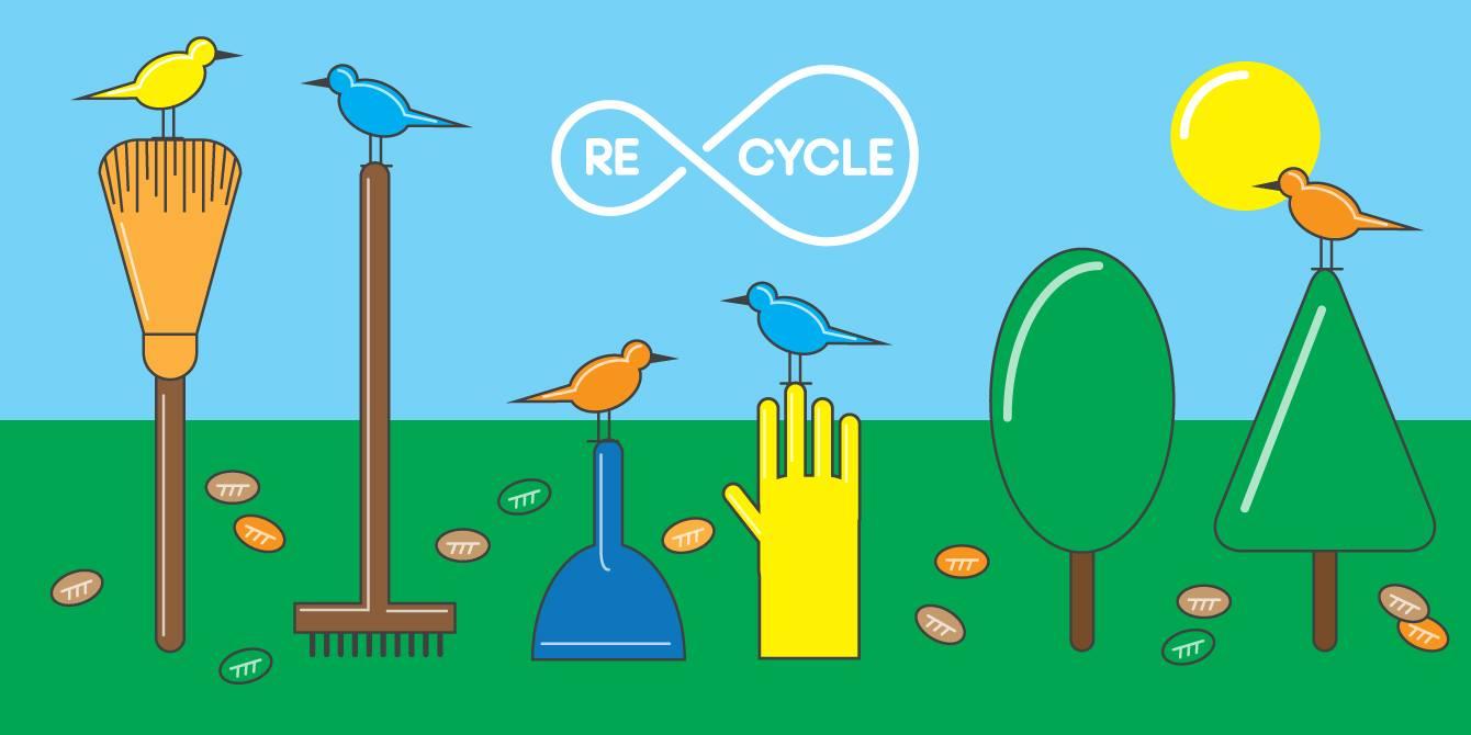 Recycle проведет в Таганском парке лекторий с участием «Сферы экологии», «Маракуйи» и Media Markt