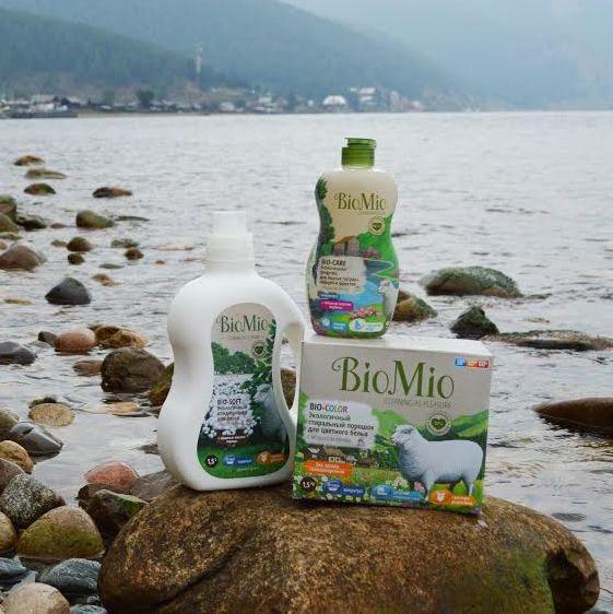 Экохимия BioMio начала спасать Байкал от опасных водорослей