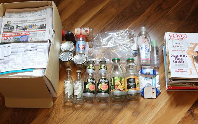Как организовать сортировку мусора в маленькой квартире - Recycle
