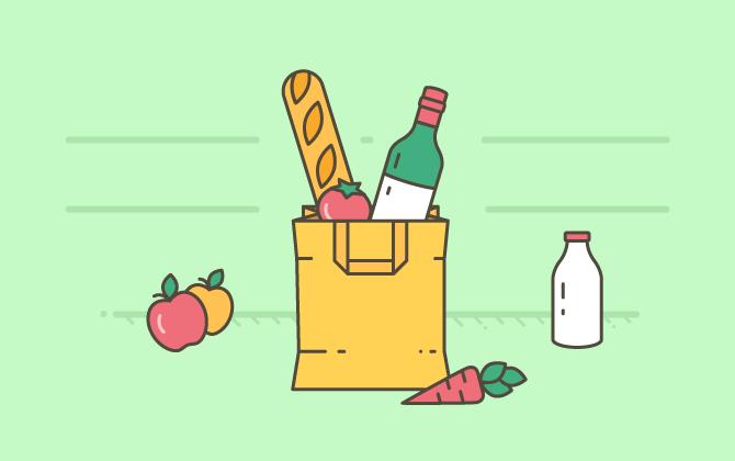 Покупайте в супермаркетах бумажные пакеты