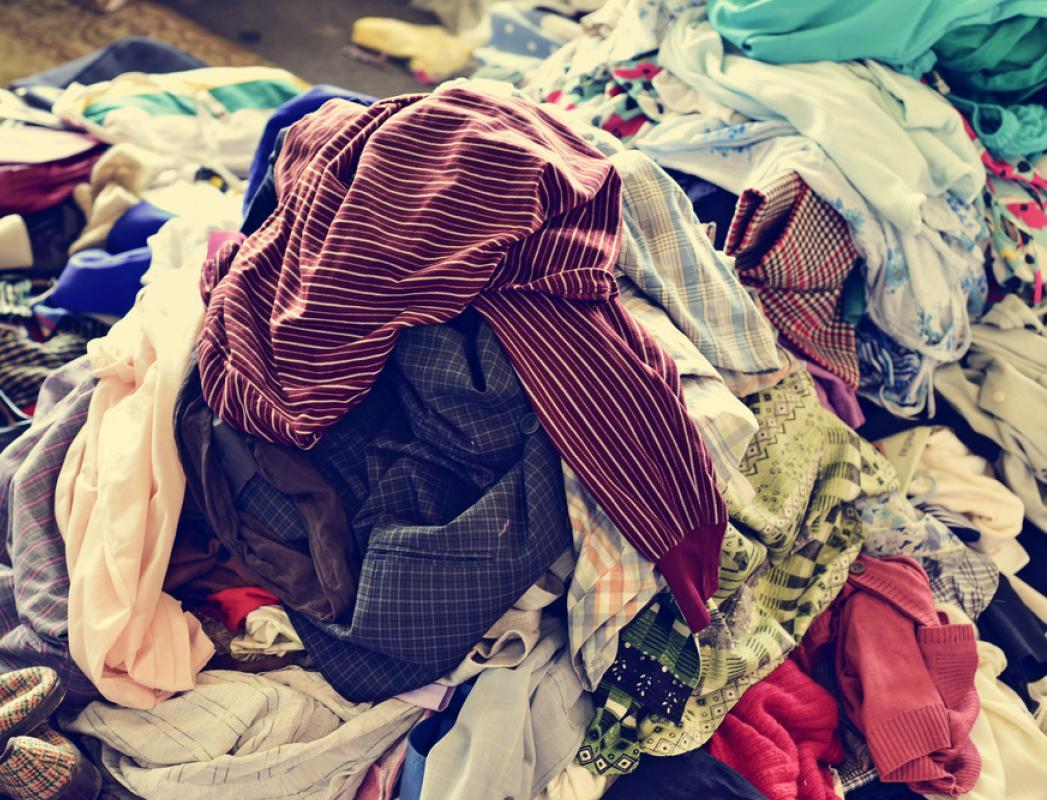 В ВШЭ соберут ненужную одежду и отправят на благотворительность
