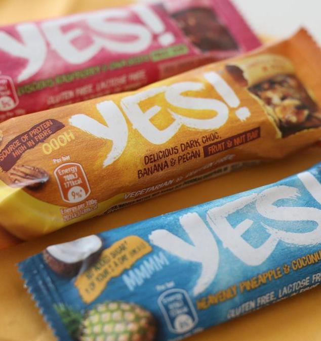 Nestlé выпустила батончики в перерабатываемой бумажной упаковке