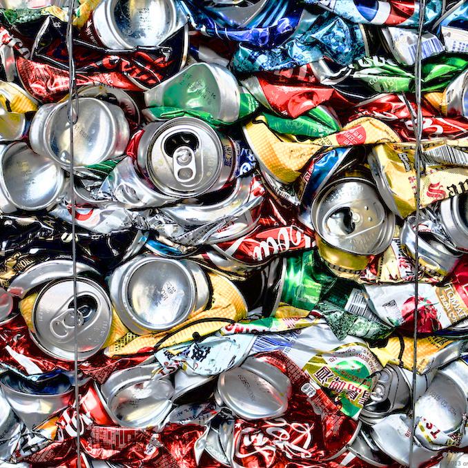 6 вещей, которые сделаны из переработанного мусора