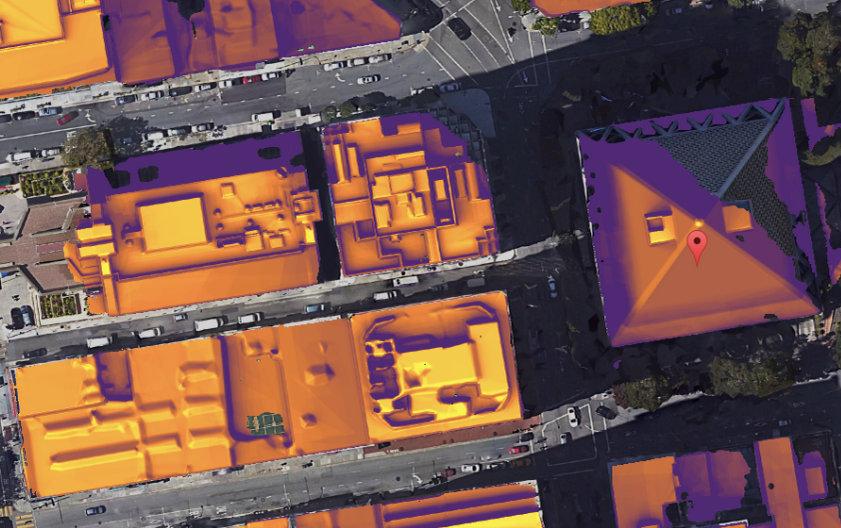 Google покажет, стоит ли на вашей крыше разместить солнечную батарею