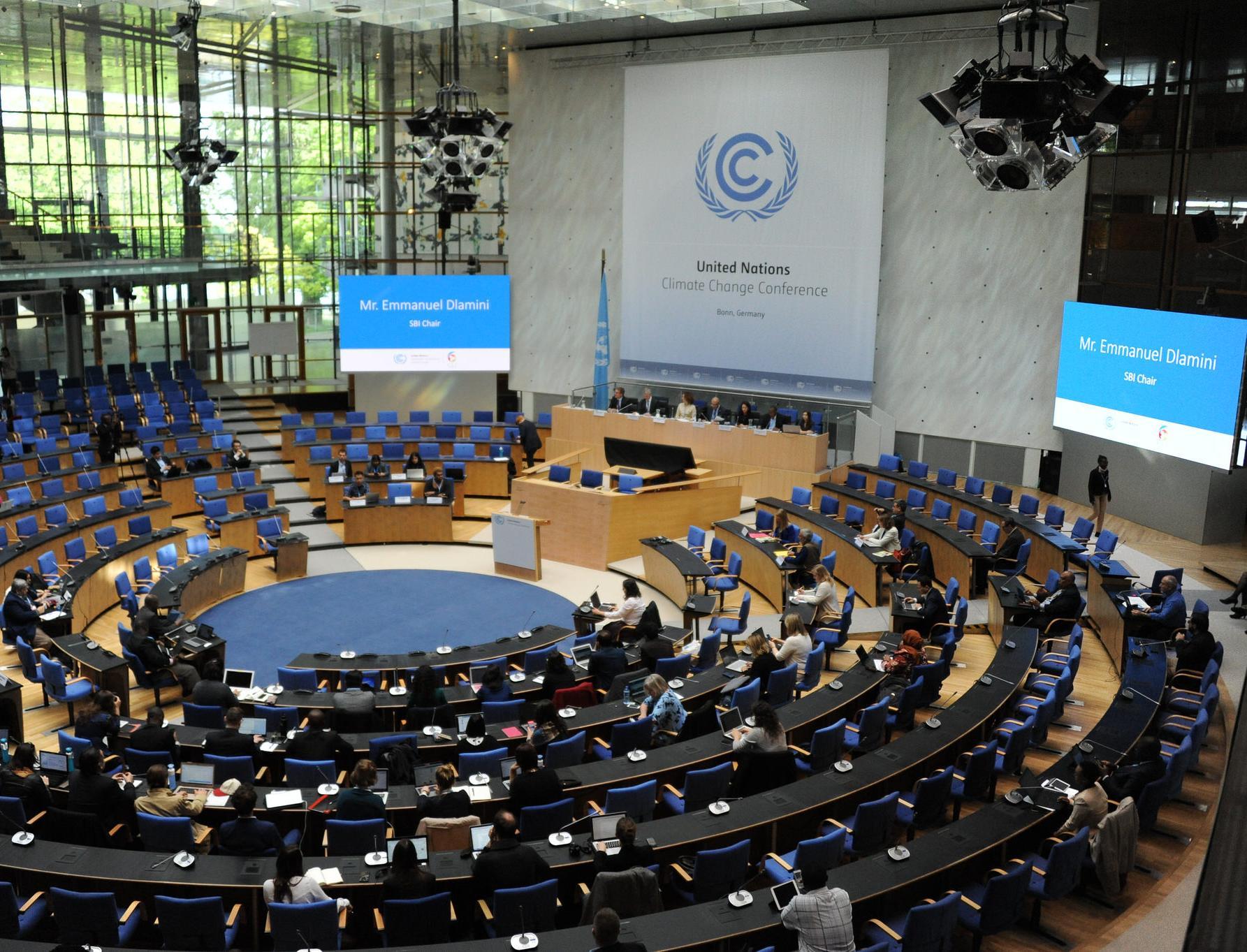 Сайт секретариата ООН по климату теперь доступен на русском языке