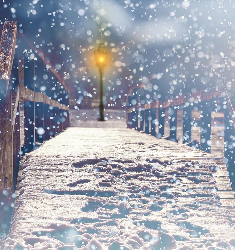Разработана технология производства электричества из падающего снега