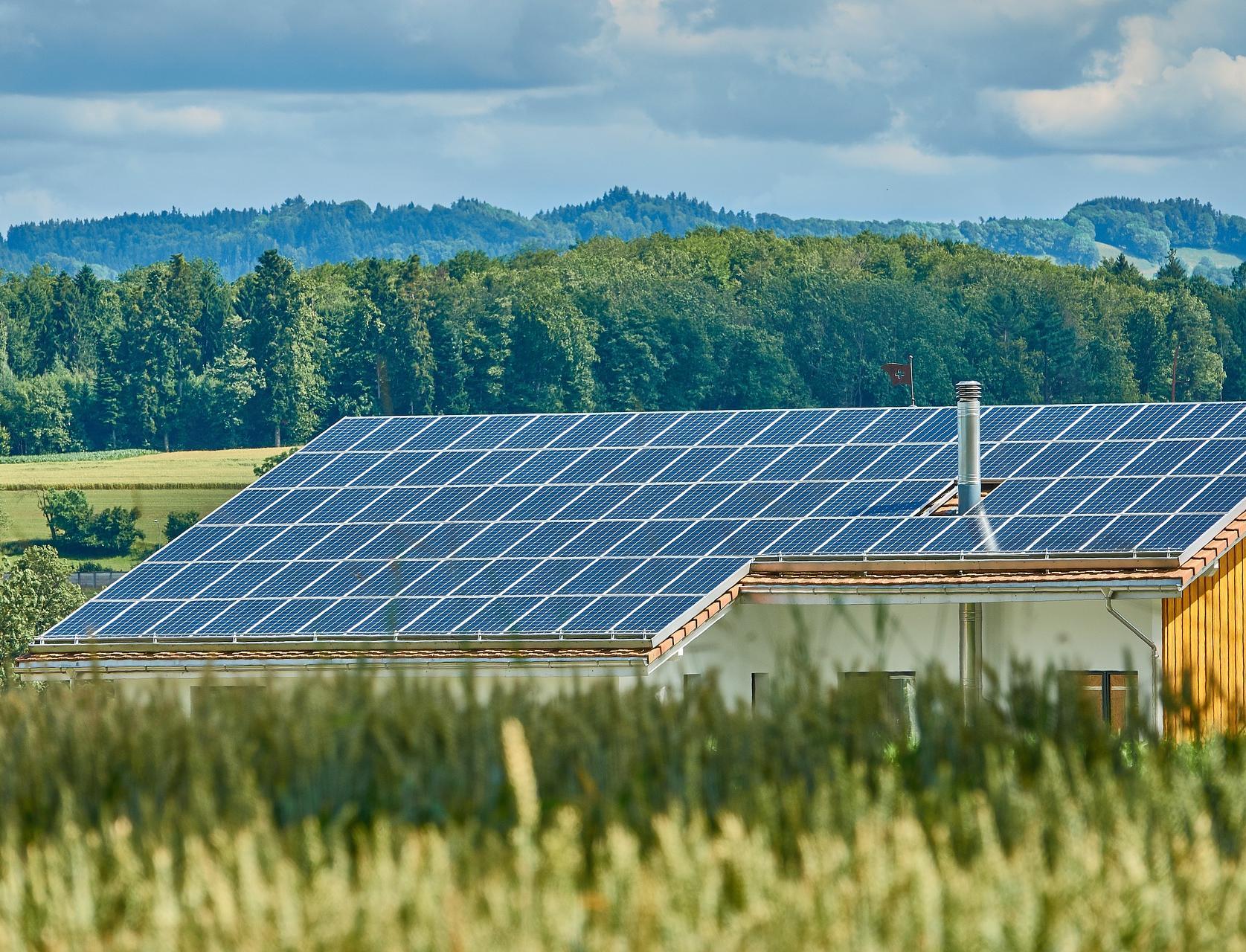 Из-за карантина солнечная энергетика в Европе бьет новые рекорды