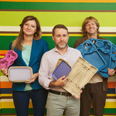 Зеленая команда: как убедить супермаркеты перейти на биоразлагаемую упаковку
