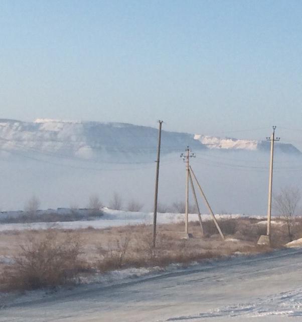 В башкирском Сибае выясняют причины удушливого смога