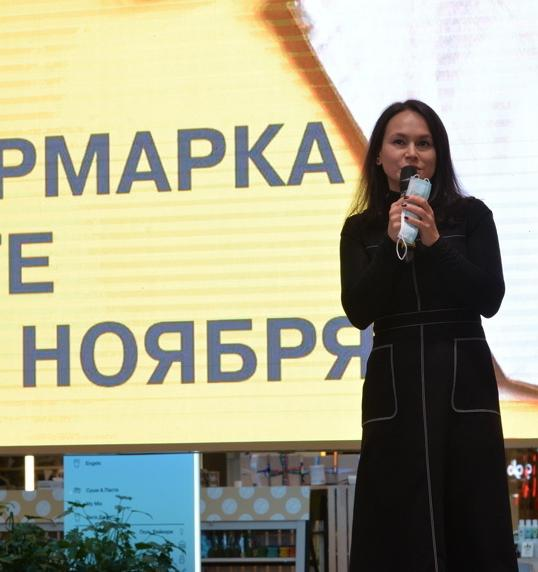 В МЕГЕ Екатеринбург прошла первая региональная эко-ярмарка