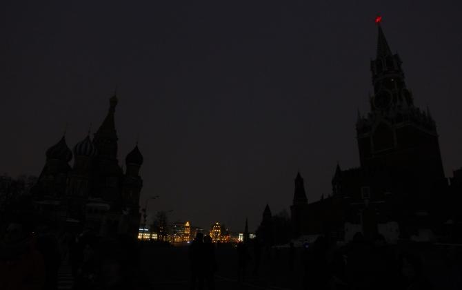 400 зданий Москвы выключат иллюминацию в Час земли