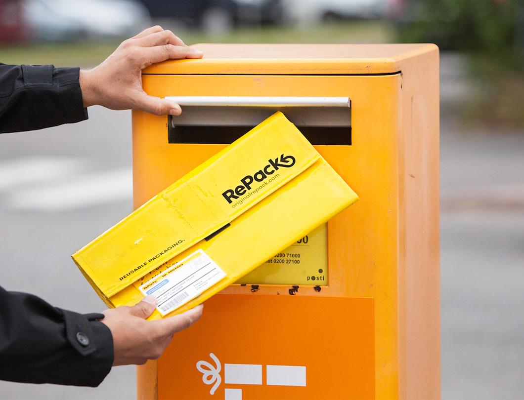 RePack: долгая жизнь упаковки