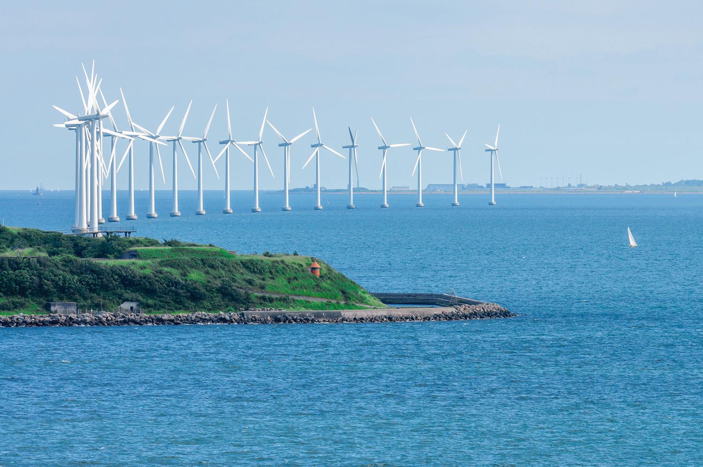Дания планирует получать 100% энергии из возобновляемых источников
