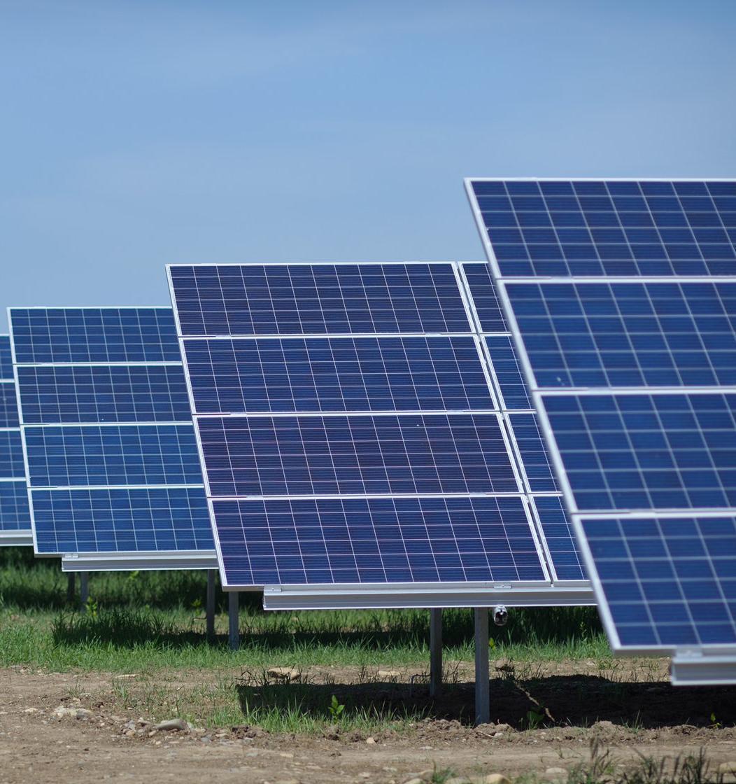 Первую СЭС в Адыгее подключили к электросетям