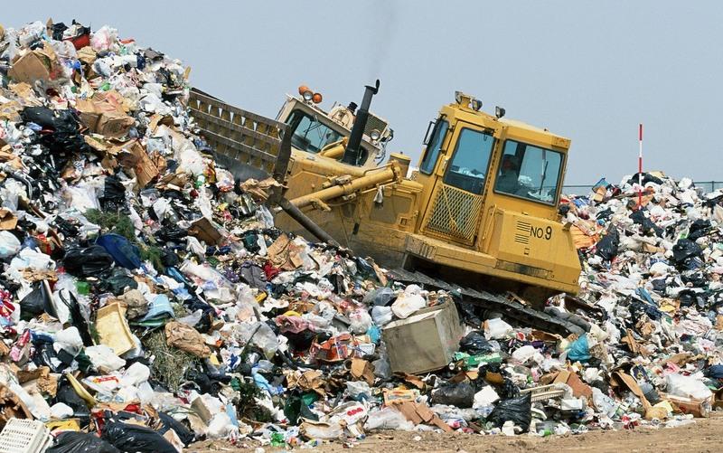 В России появится налог на мусор