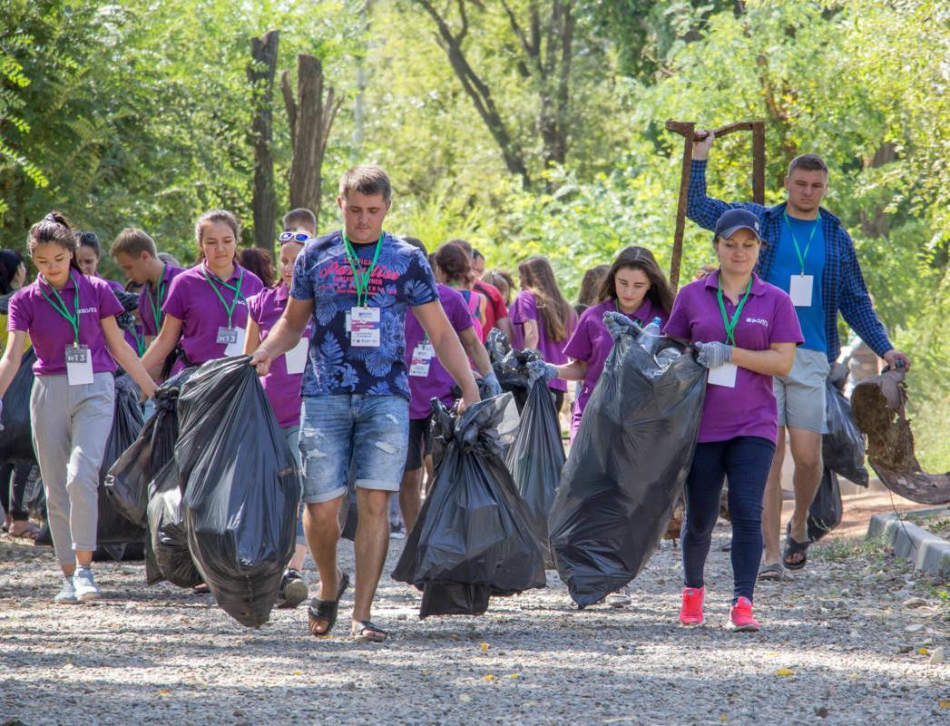 В Петербурге пройдут Летние Чистые Игры в новом формате