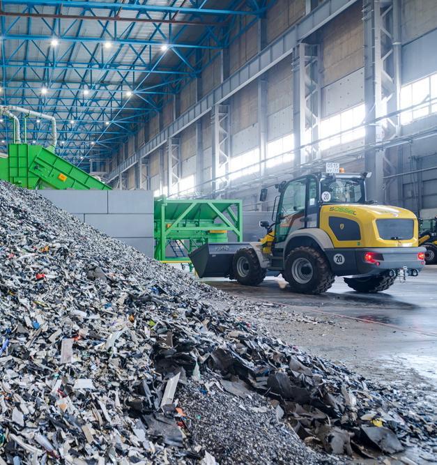 Как на заводе «Экопласт» перерабатывают пластик от электронных отходов