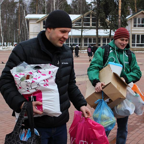 Как обычные москвичи организовали раздельный сбор мусора