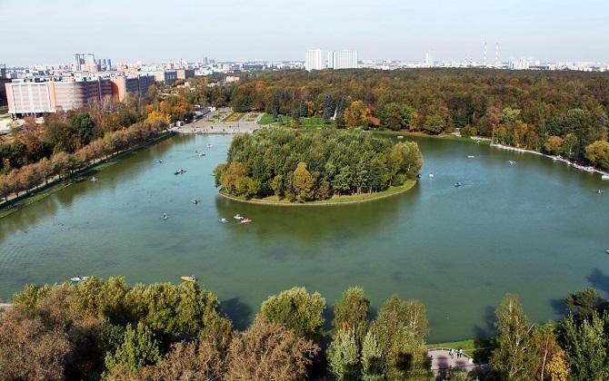 Названы самые экологичные районы Москвы
