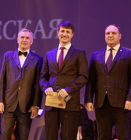 Руководитель завода по переработке батареек получил премию «Человек года»