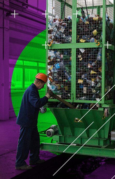 Как в Подмосковье перерабатывают пластик