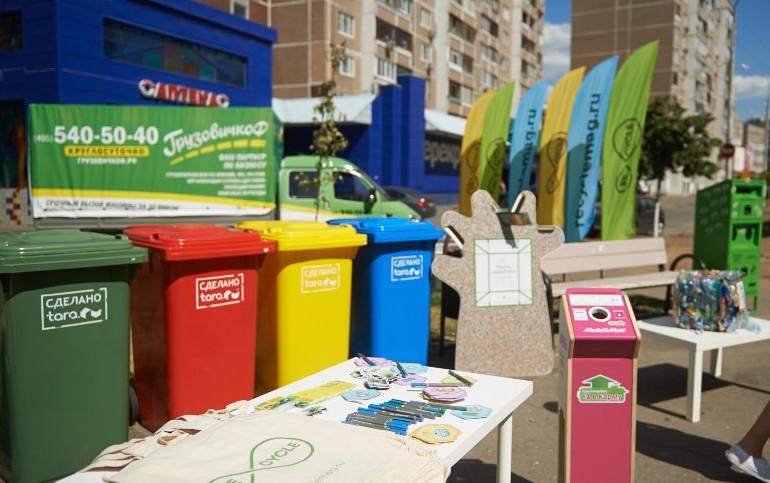 Recycle подарит 500 упаковок порошка Ecover за раздельный мусор