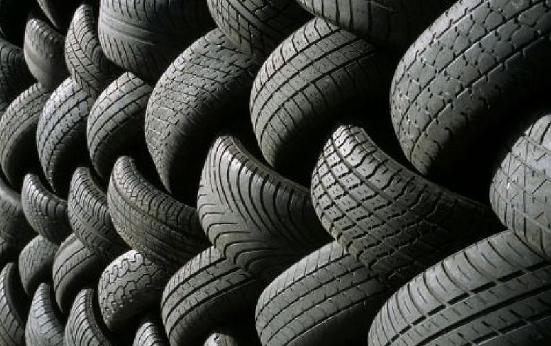 В Перми можно бесплатно сдать на переработку автомобильные шины