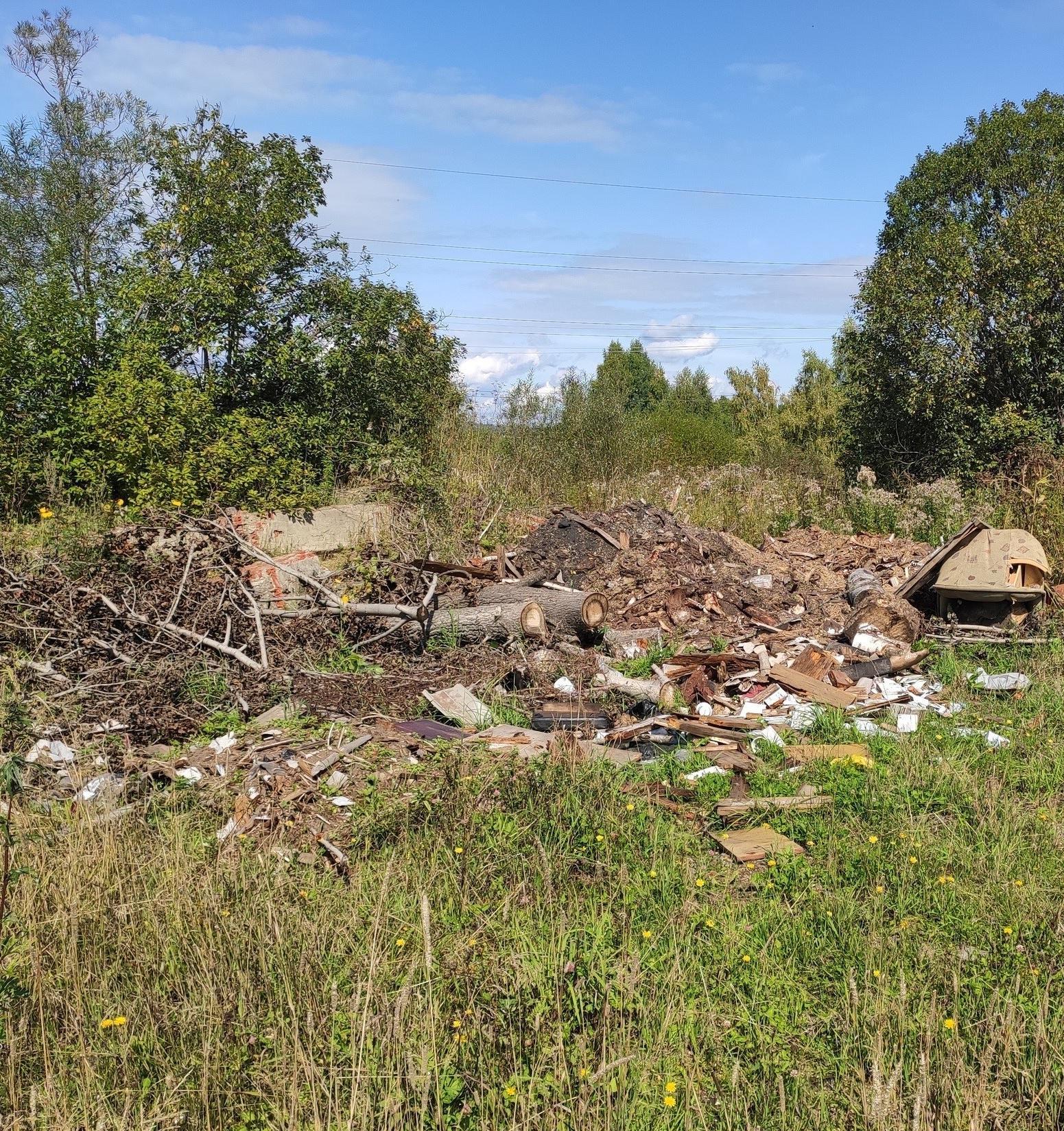 Несанкционированных свалок на юге Кузбасса стало меньше