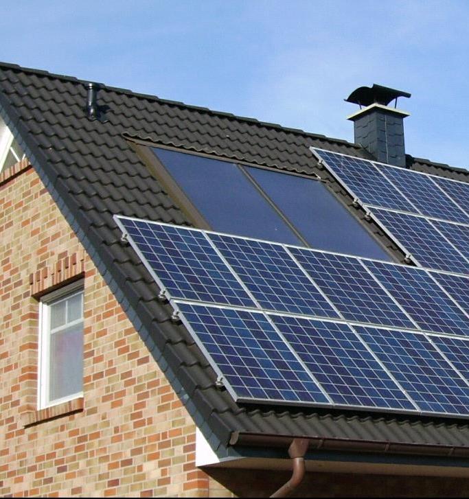 Владельцев солнечных панелей освободят от НДФЛ при продаже энергии