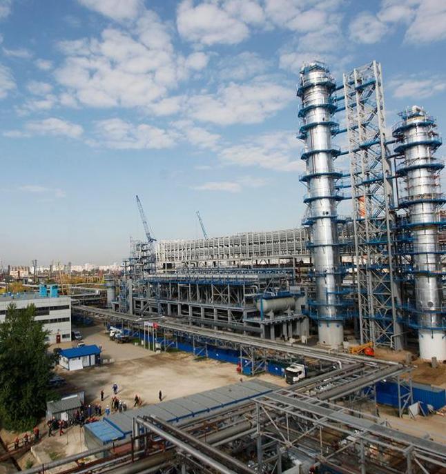 Воздействие Московского НПЗ на окружающую среду снизилось в четыре раза