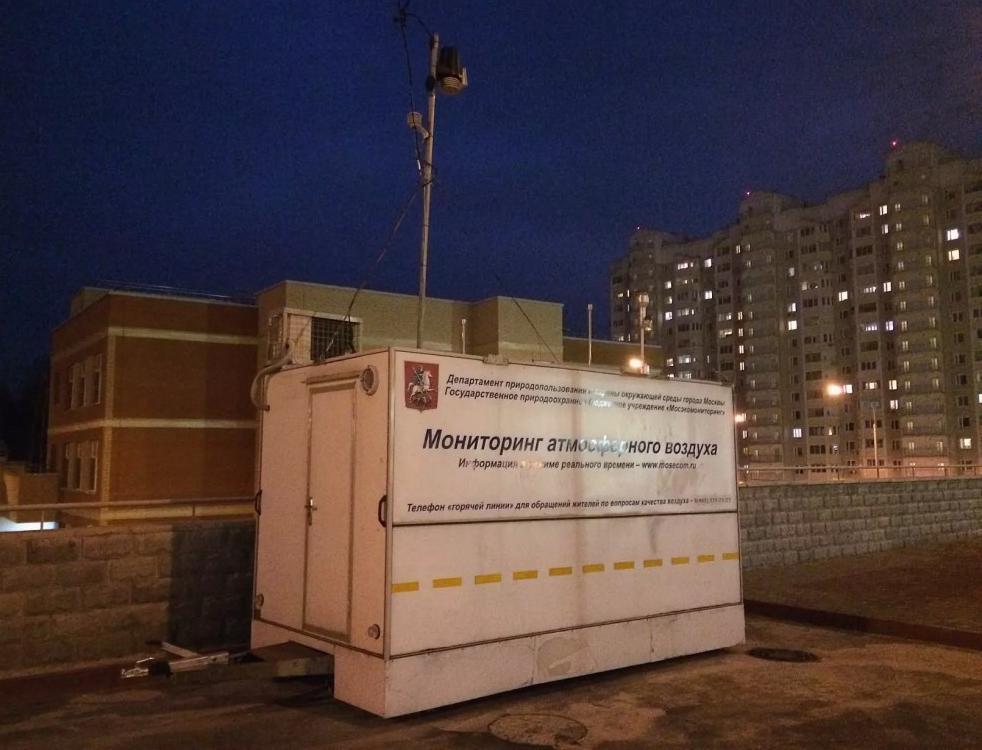 В Москве более, чем на 20% снизился объем загрязнения окружающей среды
