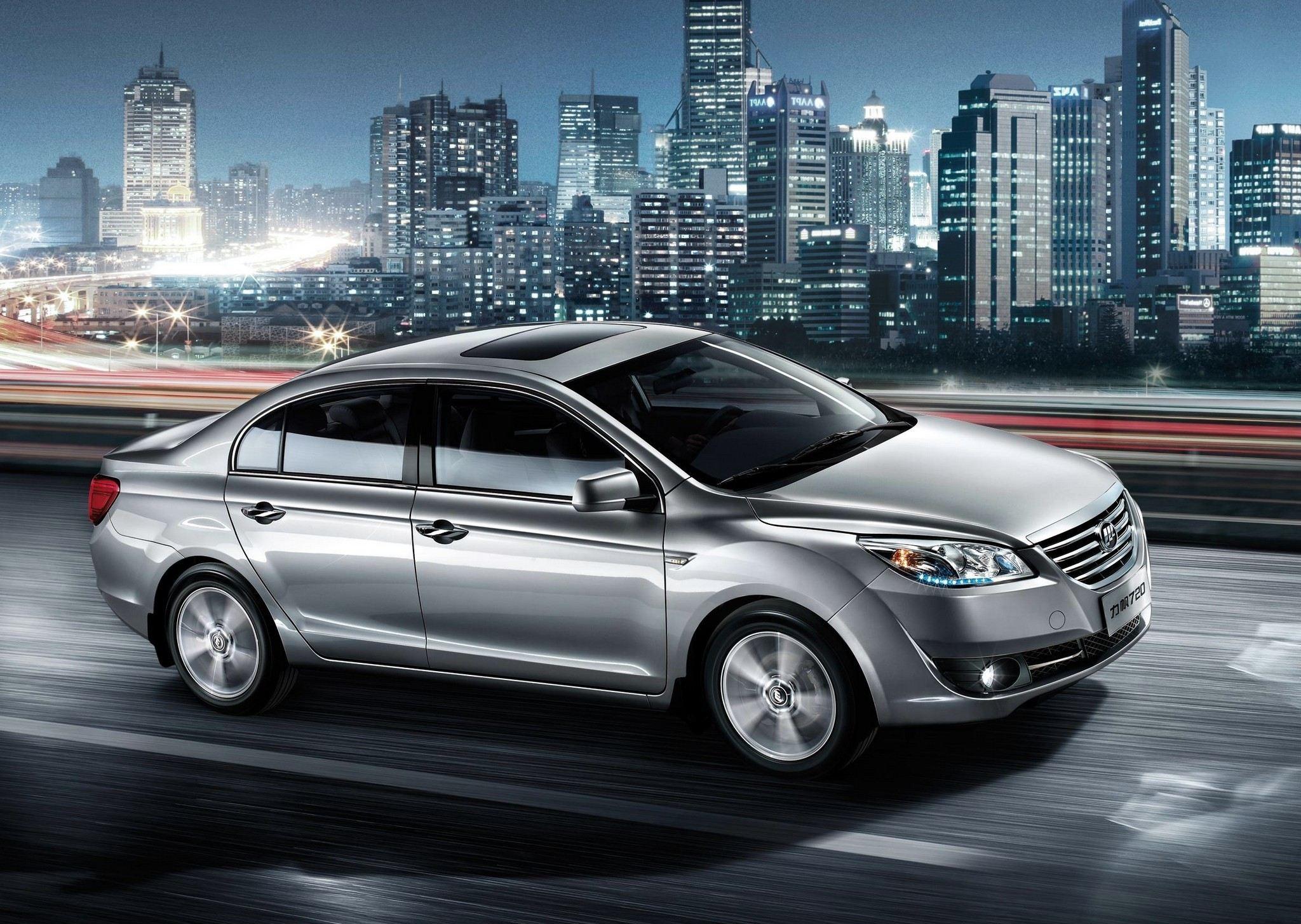 Продажи китайского электромобиля стартуют в России в конце 2015 года