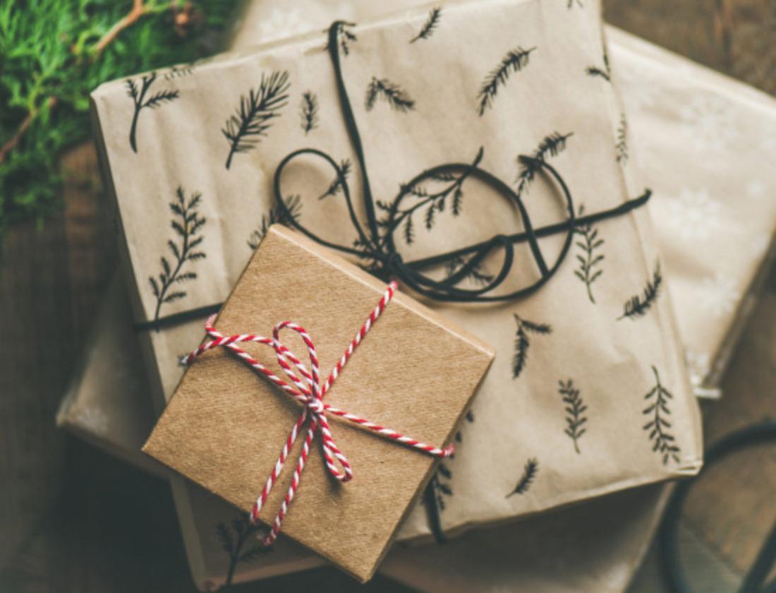 Восемь экологичных подарков на Новый год для тех, кто еще не в теме
