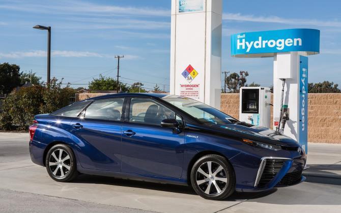 В Японии появилась первая заправка для машин на водороде