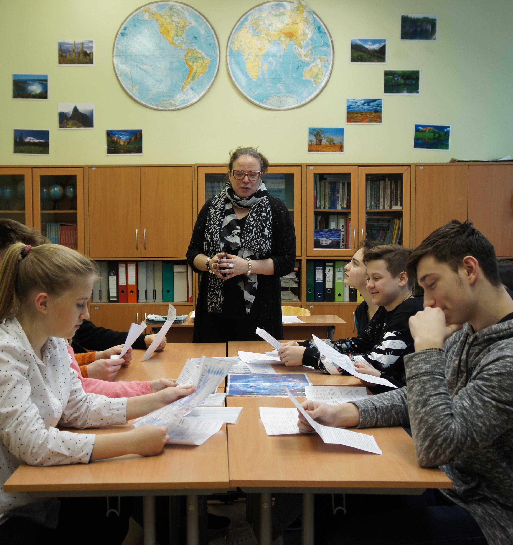 В России выбрали экоучителя года