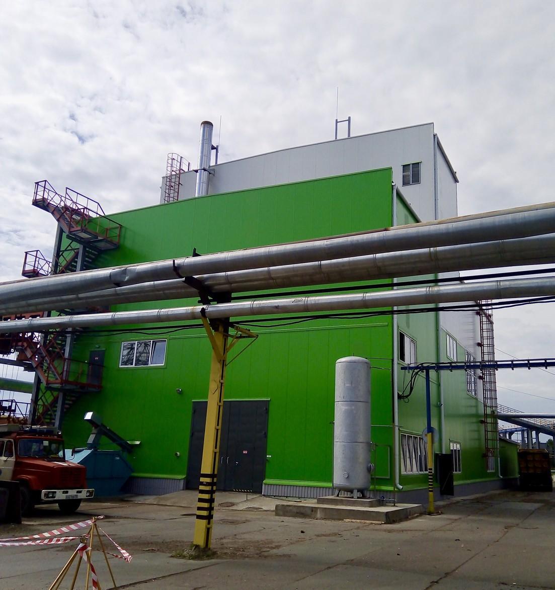 Российское предприятие построит котельную на термомасле вместо газа