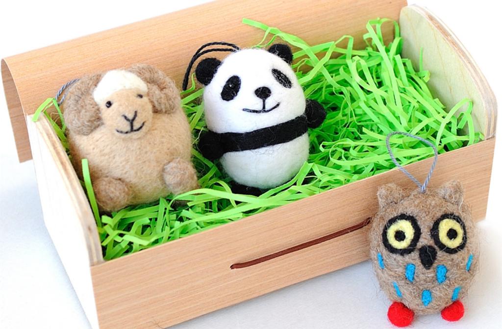 WWF предлагает дарить новогодние подарки с пользой для природы