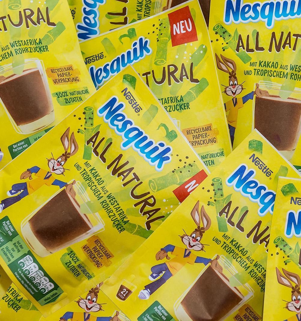 Nestlé инвестирует 1,7 млрд евро в разработку экоупаковки