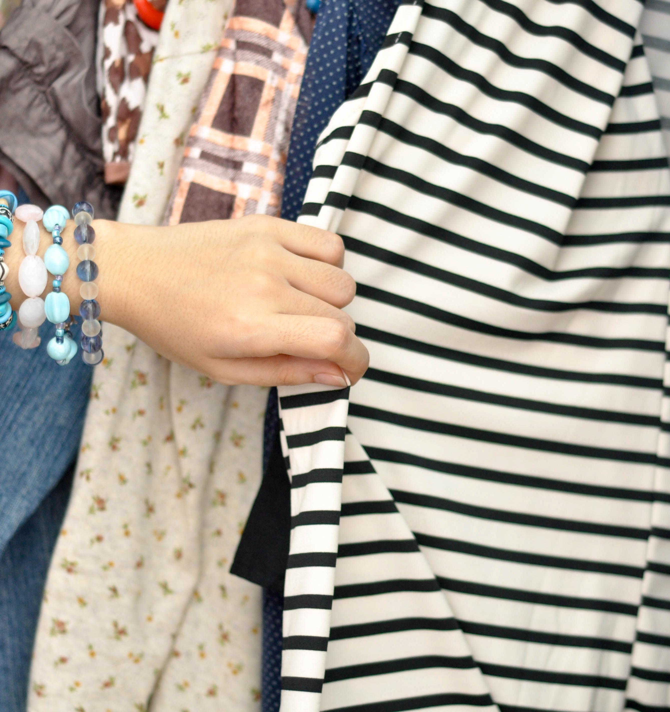 На свопе обменяются одеждой и послушают лекции о натуральной косметике и экокарьере